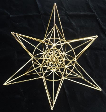 http://www.facebook.com/thetemplategallery  the template gallery sacred geometry  in Byron Bay