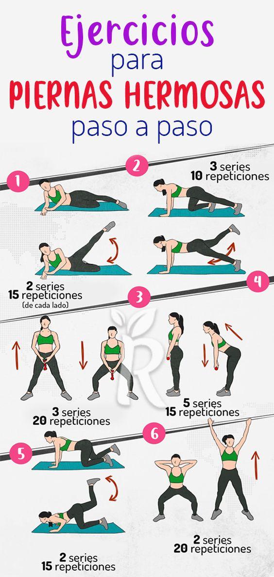 Pin On Ejercicios Gym