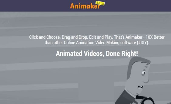 Producing animated videos is no big deal with 'Animaker', a Cloud based animated video making tool. Since it is the age of DIY projects, why not make video films all on your own?
