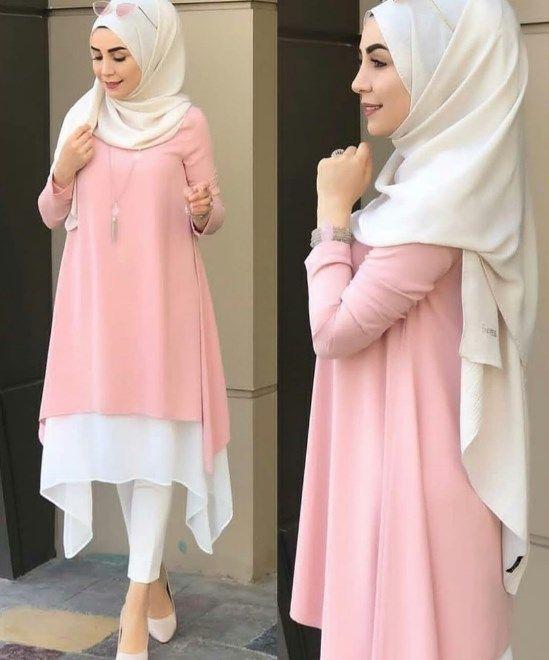 Model Baju Muslim Terbaru 2019