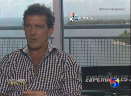 Entrevista A Antonio Bandera Con Tony Dandrades Por Primer Impacto @Tdandrades #Video