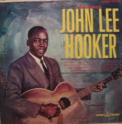 John Lee Hooker The great John Lee Hooker 1963