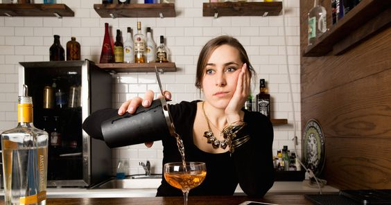 Things Bartenders Do Wrong According to Bartenders