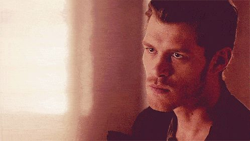 "Like, in a brooding, ""I might kill you"" kinda way."