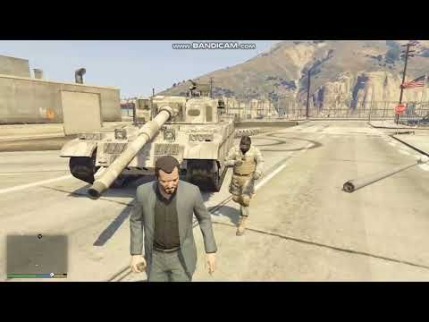 Gta 5 How To Get In Military Base Without Wanted Level Military Base Military Gta 5