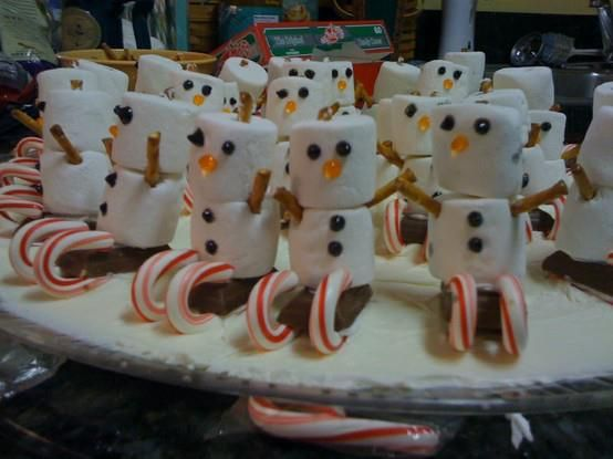 Christmas sweets:
