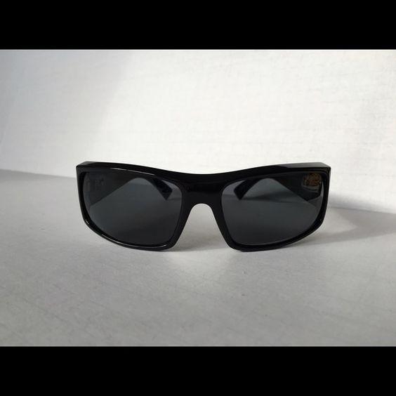 VZ Von Zipper Sunglasses • Black VZ • Lightly Used • Sunglasses • Black VZ Accessories Sunglasses