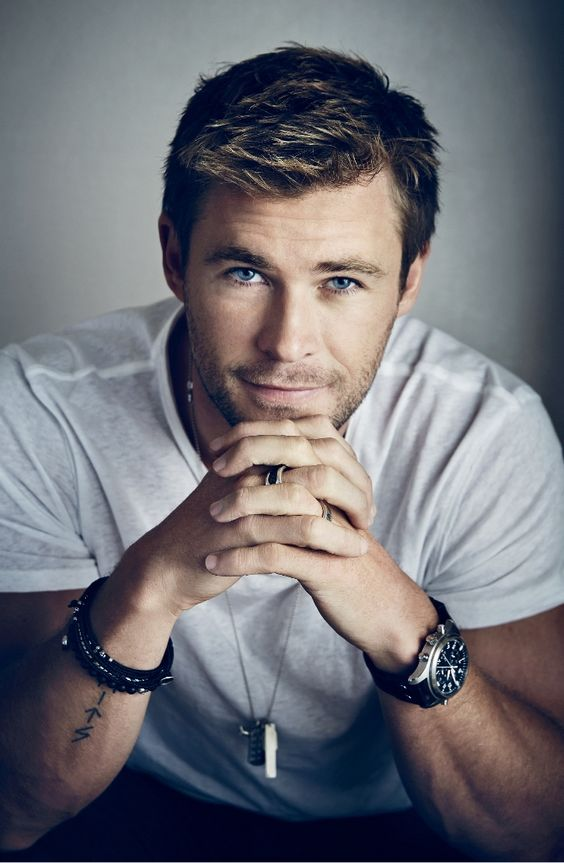 #ChrisHemsworth: nueva imagen para People Magazine GreciaFull post here
