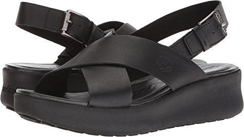 Sandals Timberland Women S Los Angeles Wind Slingback Black Full Gra Timberlands Women Slingback Timberland
