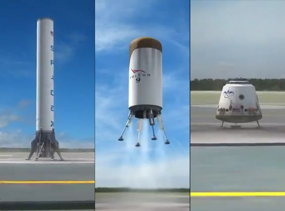 SpaceX Unveils Plan for World's First Fully Reusable Rocket | SpaceX & Private Spaceflight | Reusable Launch Vehicles & Mars Colonization