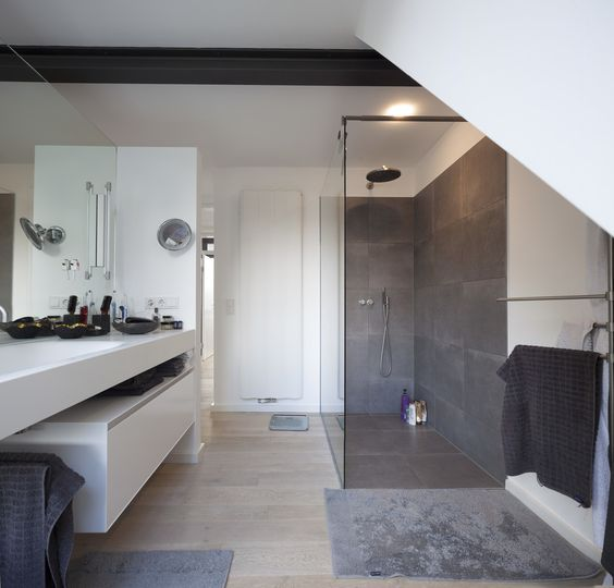 Badezimmer Fliesen Modern Badezimmer - Tomis Media - Tomis Media - farben fürs badezimmer
