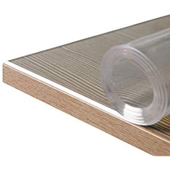Transparent Pvc Tischdecke Tischschutz Hochwertig Tischfolie Tischabdeckung Kuche Glasklar Abwaschbar Wasserdicht Breite In 2020 Pvc Tischdecke Tischdecke Acrylglas