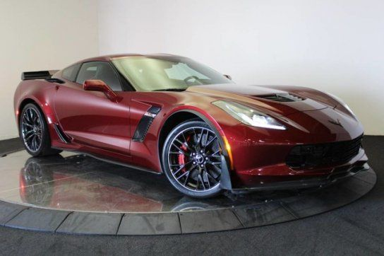 Coupe 2016 Chevrolet Corvette Z06 Coupe With 2 Door In Anaheim