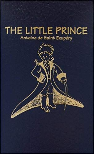 Little Prince: Antoine de Saint-Exupery: 9780891903314: Amazon.com: Books