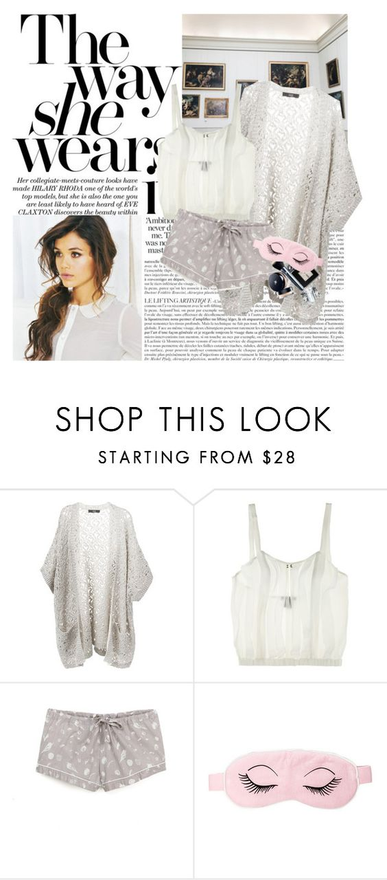 """Untitled #1701"" by hellohanna ❤ liked on Polyvore featuring Steffen Schraut, The Lake & Stars, Steven Alan and Wildfox"