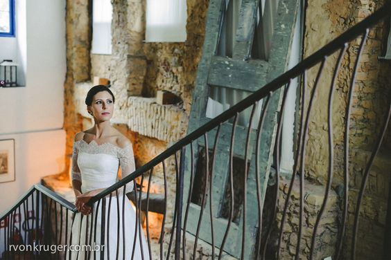 Vestido de Noiva by Ateliê Göra                Fotografia Rogério Von Kruger