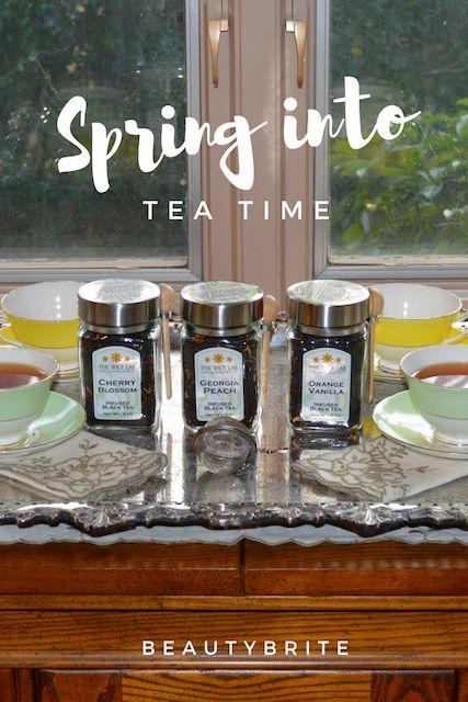 Spring into Tea Time
