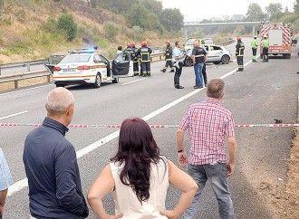 Marco de Canaveses: Funeral das vítimas de acidente na A1 ainda sem data marcada