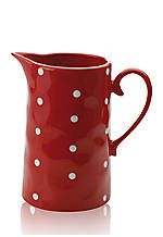 Sprinkle Red Straight Jug 57.5-oz.: