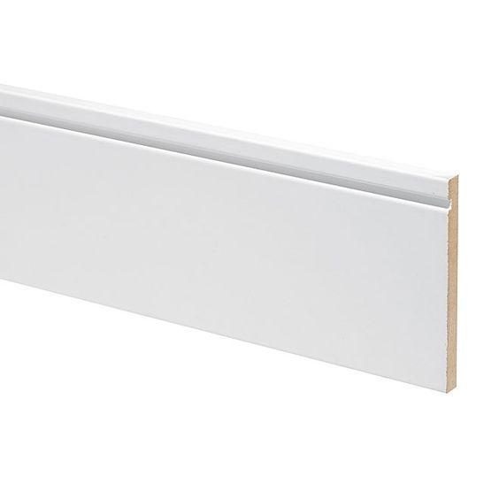 Pinterest the world s catalog of ideas for Modern baseboard molding styles