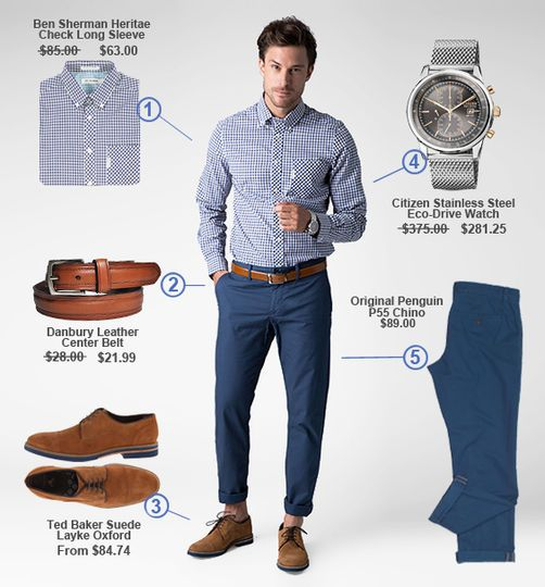 Pin On Business Casual Men