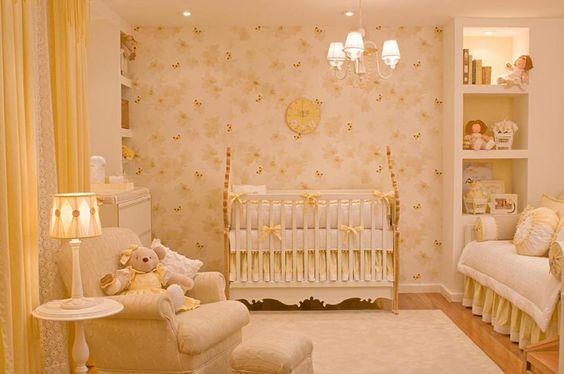 Decoração Spring para Quarto de Bebê, Decoração de Quarto Infantil | Vanessa Guimarães