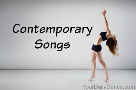 Contemporary Dance Songs January 2017 - YouTube