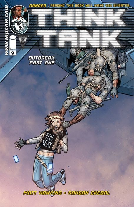 Think Tank super sale!  http://www.topcow.com/moos/43-latest-moos/770-think-tank-science-sale