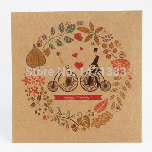 40 pz cartone/carta kraft cd/dvd buste box holder sacchetto di immagazzinaggio della cassa del manicotto per la cerimonia nuziale vedio trasporto libero all'ingrosso  (China (Mainland))