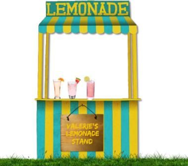 Electrolux Lemonade Stand