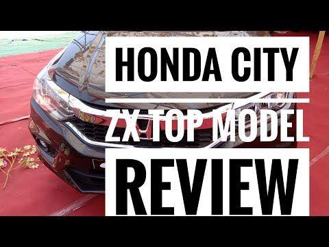 Honda City Zx Petrol Variant Top Model Review India Hondacity
