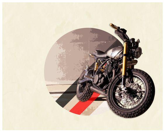 Deus Ex Machina Mono - Artwork by Ryan Smith