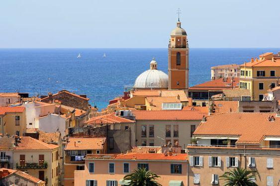 Ajaccio, la ville natale de Napoléon