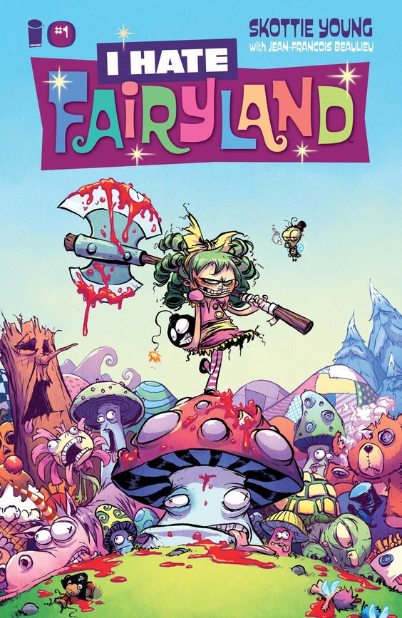 i hate fairyland b1: