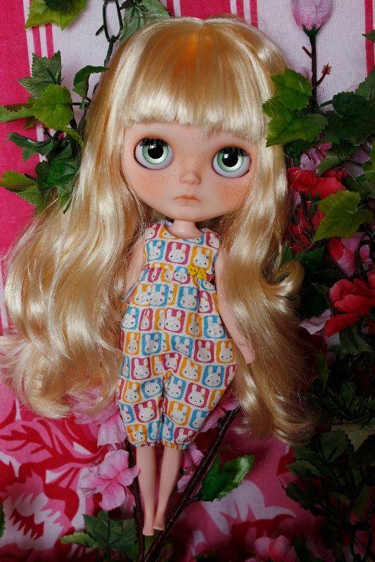 ReservedCustom Blythe OOAK Doll by by dolliecuteness on Etsy