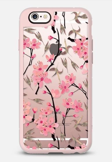 Casetify iPhone 7 Case and Other iPhone Covers - APRIL BLOOMS(CHERRY BLOSSOMS) by KANIKA MATHUR | #Casetify