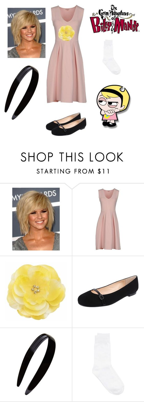 """Mandy"" by albaoreo on Polyvore featuring P.A.R.O.S.H., Jon Josef, France Luxe and Y's by Yohji Yamamoto"