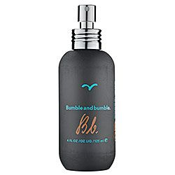 Bumble and Bumble surf spray.  I love this stuff.