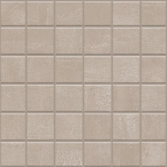 Mosaique Effet Resine 30x30 Steel Soft Naturel Collection Thema De Monocibec Parement Mural Carrelage Mosaique Et Mosaique