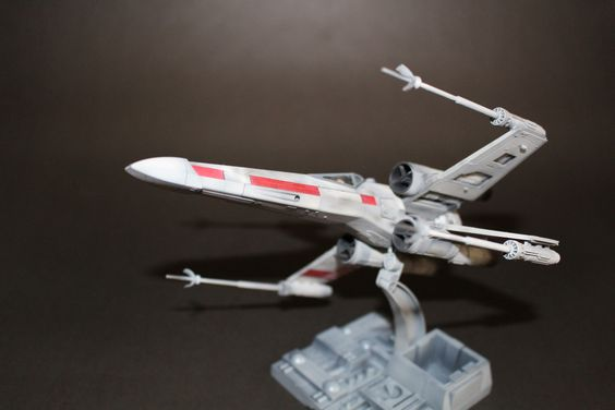 X-Wing T-65B - Red 5 (Bandai)