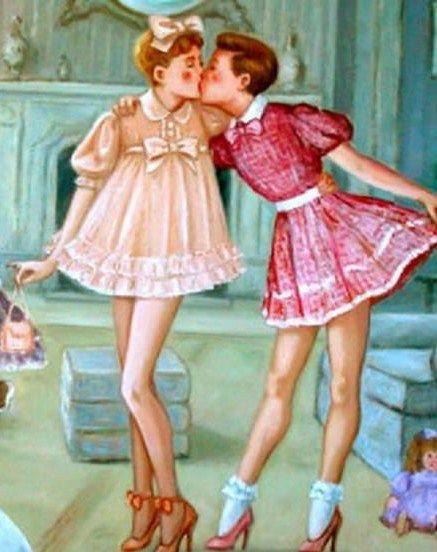 gentle kiss art pinterest kiss