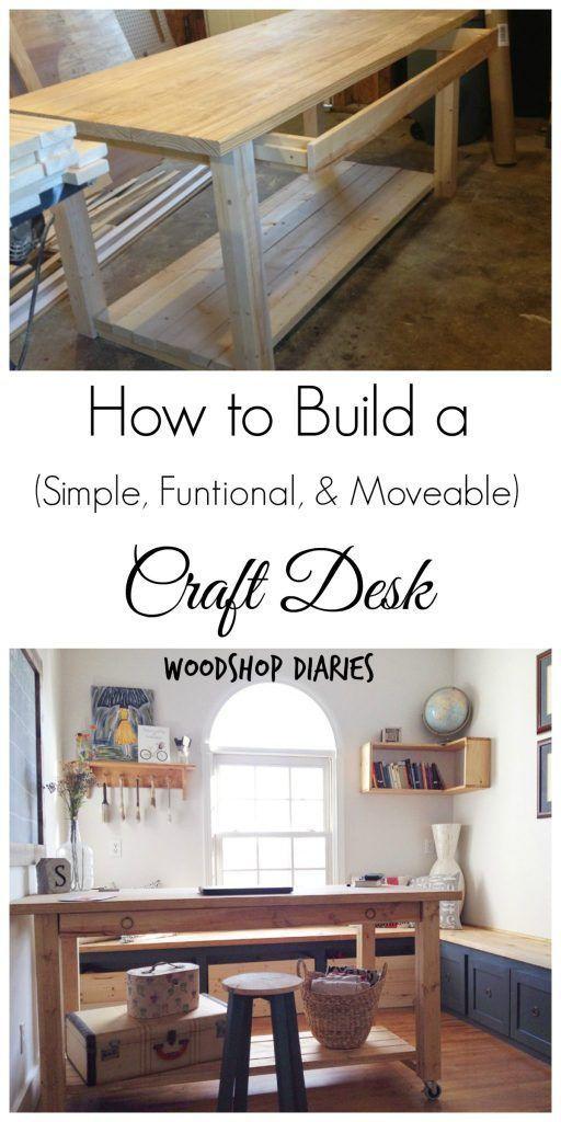 The Diy Desk Born From Indecision Diy Furniture Cheap Diy