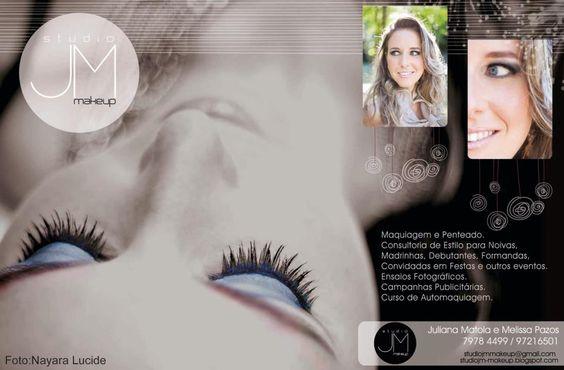 Ensaios de moda para o mercado publicitário  e aulas de auto maquiagem e estilo é nosso foco! Amamos muito tudo isso!