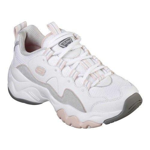 Skechers D'Lites 3 Zenway Sneaker | Sneakers fashion