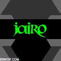 Jairo Nombre Personalizado Gif Animado Para BBM | BlackBerry, Android, iPhone, iPad