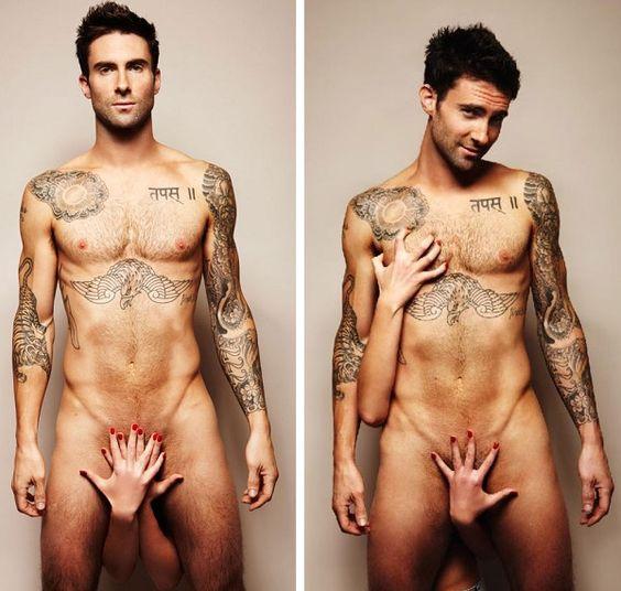 OMG!! Yummy! Adam Levine maroon 5