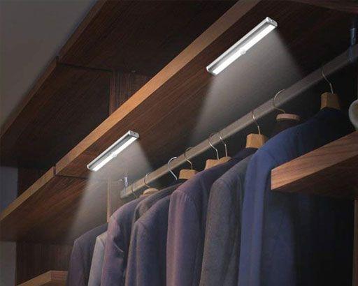 Homelife Led Diy Stick On Anywhere Portable Wireless 10 Led Light Led Diy Closet Lighting Bar Lighting