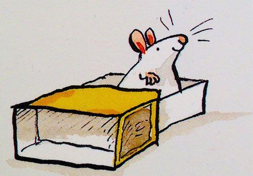 J'aurais bien aimé savoir dessiner comme Anita Jeram… | Switchie5