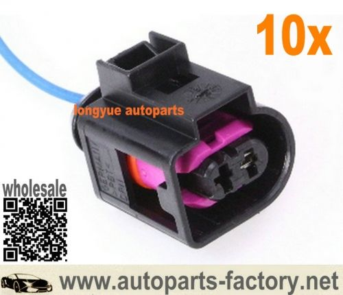 Longyue 10pcs Alternator Plug Pigtail Wiring Vw Passat Audi A4 A6 4d0 971 992 A 12 Vw Passat Audi A4 Lamborghini Gallardo