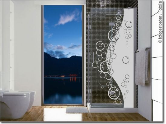Fensterfolie Und Sichtschutzfolie Fur Bad Massanfertigung In 2020 Sichtschutzfolie Fenster Fensterfolie